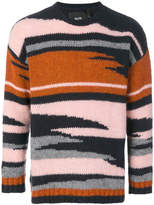 Blood Brother Taynton knit sweater