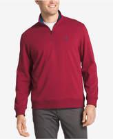 Izod Men's Advantage Stretch Quarter-Zip Sweatshirt