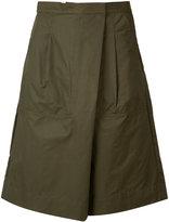 Rachel Comey wrap front culottes - women - Cotton/Nylon - 0
