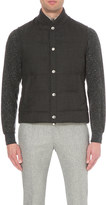 Brunello Cucinelli Quilted wool gilet