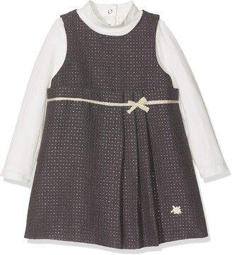 Chicco Baby Girls' Competo Body Con Abito Senza Maniche Dress