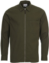 Norse Projects Jens Shirt Olive N55 0227 8090