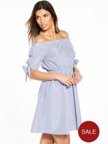 GUESS Consuelo Bardot Dress