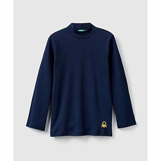 United Colors of Benetton (Z6ERJ) Boys' Maglia LUPETTO M/L T-Shirt