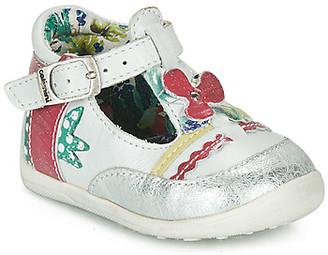 Catimini PALOMINO girls's Sandals in White