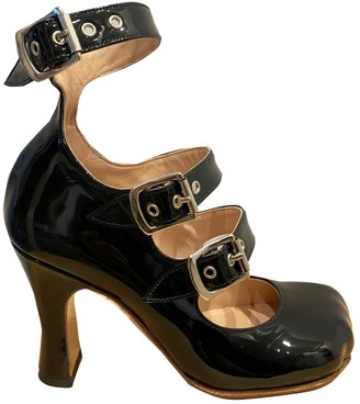 Vivienne Westwood Black Patent leather Heels