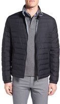 BOSS Men's 'Daniell 2' Quilted Down Jacket