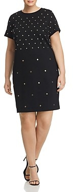 MICHAEL Michael Kors Studded Shift Dress
