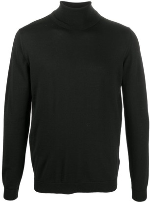 Nuur Turtle-Neck Fitted Jumper