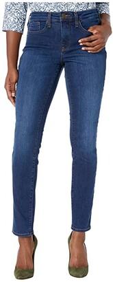 NYDJ Petite Petite Alina Skinny in Cooper (Cooper) Women's Jeans
