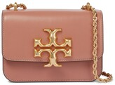 Thumbnail for your product : Tory Burch Eleanor leather crossbody bag