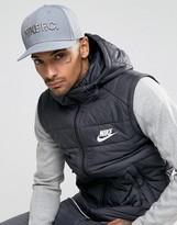 Nike Fc Snapback In Grey 805470-065