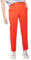Topshop Tailored Suit Cigarette Trousers