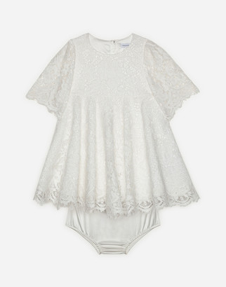 Dolce & Gabbana Cordonnet Lace Dress