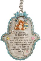 Bed Bath & Beyond Quest Collection Baby Boy Blessing Hamsa Amulet