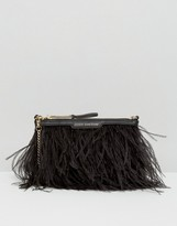 Juicy Couture Juciy Couture Luxe Party Feather Cross Body Bag