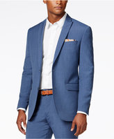 Bar III Men's Dusty Blue Solid Slim-Fit Jacket, Only at Macy's