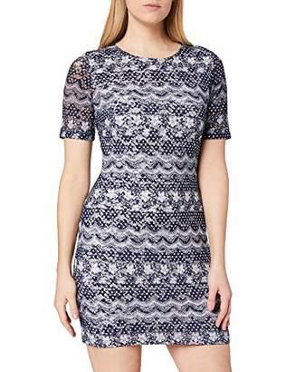Yumi Spot Lace Dress