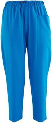 Sofie D'hoore Wool gabardine trousers