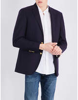 Polo Ralph Lauren Notch-lapel doeskin wool jacket