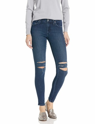 James Jeans Women's James Twiggy 5-Pocket Legging Jean in Casanova 24