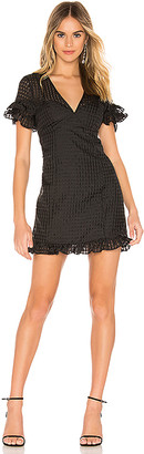 BCBGeneration Fit Flare Mini Dress