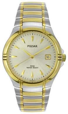 Pulsar Men's Two Tone, Fashion Watch