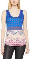 Dorothy Perkins Women's Tile Chevron Vest Top,8