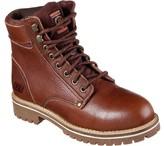 Skechers Women's Brooten Steel Toe Boot