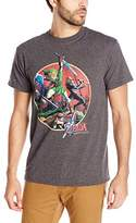 Nintendo Men's Zelda Sword Fight T-Shirt