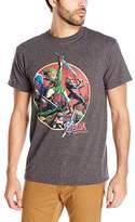 Nintendo Men's Zelda Sword Fight T-Shirt
