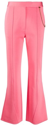 Givenchy Flared Cropped Trousers