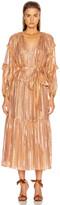 Ulla Johnson Talitha Dress in Rose   FWRD