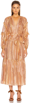 Ulla Johnson Talitha Dress in Rose | FWRD