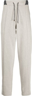 Brunello Cucinelli Jersey Knit Track Pants