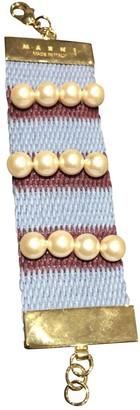 Marni Multicolour Pearls Bracelets