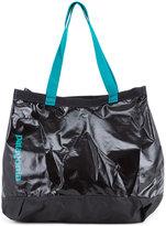 Patagonia double strap tote bag