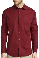 Claiborne Long-Sleeve Slim-Fit Woven Shirt