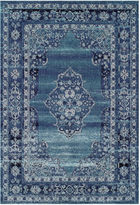 Couristan Center Medallion Rectangular Rug