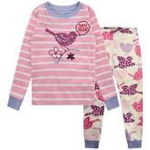 Hatley HatleyGirls Birds Of A Feather Applique Pyjamas