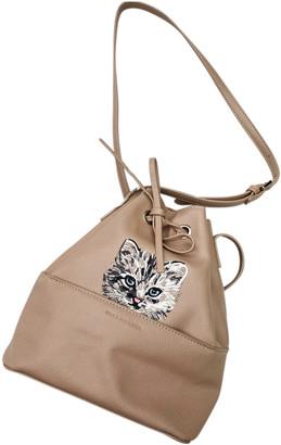 Paul & Joe Beige Synthetic Handbags