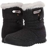 Bogs B-Moc Wool (Black) Women's Boots
