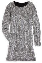 Aqua Girls' Long Sleeve Sweater Dress - Sizes S-XL
