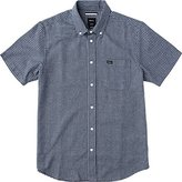 RVCA Men's That'll Do Twist Short Sleeve Woven Shirt