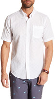 Ezekiel Check It Short Sleeve Regular Fit Shirt
