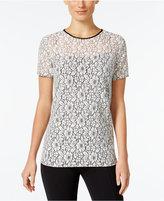 MICHAEL Michael Kors Lace T-Shirt