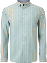 John Lewis Preppy Stripe Oxford Shirt
