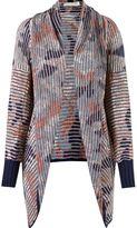 Cecilia Prado open front tricot coat