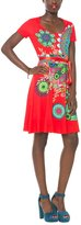 Desigual Women's Dress Regina Guer