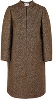 Lanvin Lamé Coat - Gold